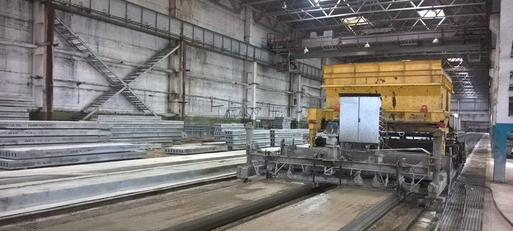 производство изделий из бетона спб