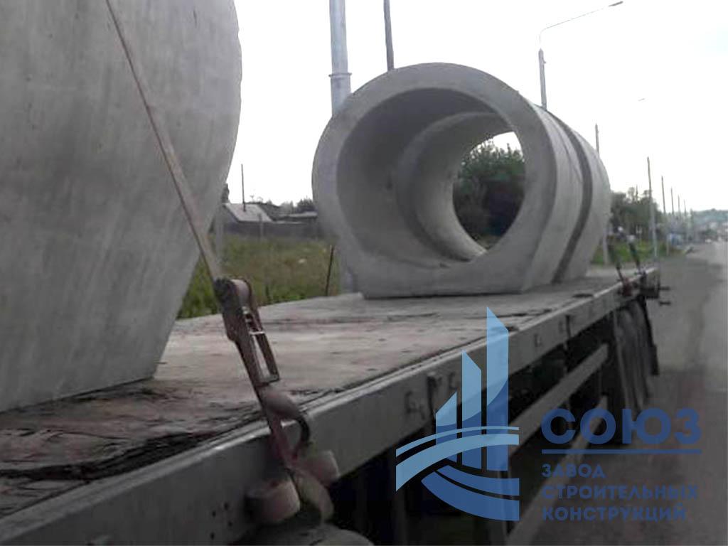 Звено средней части трубы ЗКП по серии 2175РЧ